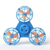 Flying Fidget Spinner Flying Toy Spinner Mini recargable automáticos dardos giratorios