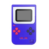 HKB-508 Handheld Game Console Portable Game Player Built-in 268 Classic Games with 2inch Screen Gifts for Kids