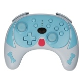 Controlador inalámbrico BT compatible con Nintendo Switch Game Handle Consola de juegos Gyro de 6 ejes Vibración doble