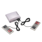 NEW Mini Video Game Console Two Button TV Handheld Gaming with 2 Controllers for Nes 620 Built-in Classical Games