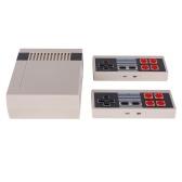 Console de jeu JY01 Classic Family avec deux contrôleurs sans fil 2.4G