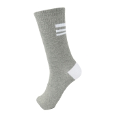 Men Women Unisex Socks Color Block Letter Pattern Breathable Stretchy Casual Warm Winter Long Socks