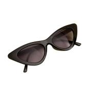 Mode Retro Sexy Cat Eye Sonnenbrille UV400 Frauen Charming Vintage Dreieck Sonnenbrille