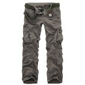 Spodnie Męskie Spodnie Wojskowe Spodnie Wojskowe Spodnie Baggy Tactical Outdoor Casual Long Spodnie