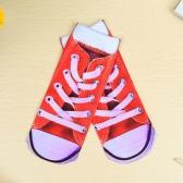 Novas meias unissex Sexy Cartoon colorido bonito 3D impressão corte baixo tornozelo meias casuais