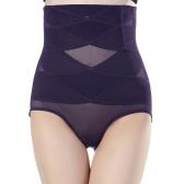 Mode Frauen Body Shaper hohe Taille Bauch Hüfte Control Korsett nahtlose Shapewear Unterwäsche