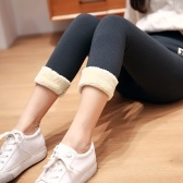 Lamb Black Gray Leggings Women