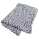 Super Chunky main Throw Knit Blanket Crochet chaud épais Bulky tricotée souple Sleek Big Sofa Living Room Handwoven 31.5x39.4in