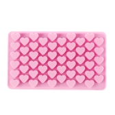 55 Sweet Hearts Silicone Chocolate Cookie Mould