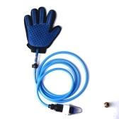 Pet Bathing Glove Tool Pet Shower Sprayer