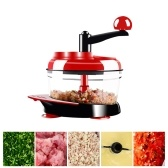 Manual Operation Meat Vegetables Grinder