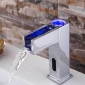 Torneira automática do sensor sem toque