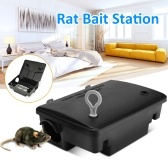 Household Mousetrap Warehouse Hotel Rat Mouse Mice Rodent Bait Block Station Box Trap Catcher