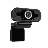 Full HD 1080P Webcam with Microphone for Laptop or Desktop