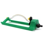 18-Loch-Oszillationssprinkler Outdoor-Sprinkler für Rasenbewässerungs-Gartensprinkler