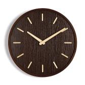 10 '' dekorative Wanduhr aus Holz