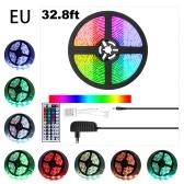 Bande lumineuse LED 32.8ft 5m RGB LED Light Strip (EU Plug)