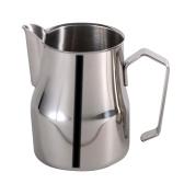 Jarra de espuma de leche de acero inoxidable 304 Jarras de vapor de café con leche de 350 ml