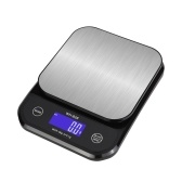 WeiHeng 10kg/1g Rechargable LCD Display Screen Digital Kitchen Cooking Baking Food Scales