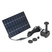 Decdeal Bomba Solar-Powered