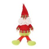 Święto gorące Sale XMAS Lovely Dekoracje Lalka Boże Narodzenie Święty Mikołaj Boże Narodzenie Lalki dla Dekoracji Okna Obiadowe Dekoracje Stołowe Prezenty Strona Domowa Impreza Party Decor