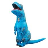 Смешной юрский мир Надувной костюм динозавров Trex