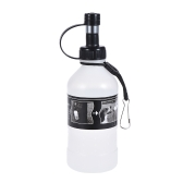 350ml Puppy Dog Cat Pet Outdoor Water Drinking Bottle Kettle Dispenser Plastic