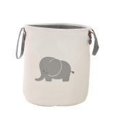Bacs pliables de stockage de panier de stockage de coton pour organiser des jouets Bacs divers pliables de blanchisserie de bébé d'enfants