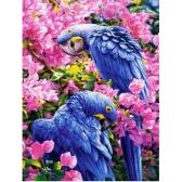 Diamant Malerei Parrot Hand Strass Stickerei Mosaik Zeichnung DIY Home Decor Beste Geschenk Hobbys und Handwerk Glänzende Malerei