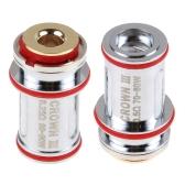Reemplazo de la cabeza de la bobina 4Pcs el III bobinas del tanque de Gerneration 0.25 / 0.5ohm bobinas de cigarrillo electrónico para la corona de Uwell 3 atomizador 0.5ohm