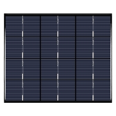 3.5W 6V Polycrystalline Silicon Solar Panel Solar Cell for DIY Power Charger 165*135mm