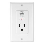 WIFI Smart Socket Commutateurs de commande sans fil Accueil Smart Plug Socket