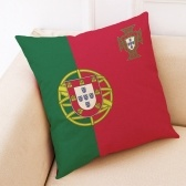 2018 World Soccer Cup Home Decor Poszewka na poduszkę Sofa Sofa Design Rzuć Pillow Case Gift Style 1