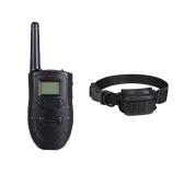 183 Obroża do szkolenia psów Wodoodporny akumulator Kora-stop Anti Barking Remote Control Electric Shock Odstraszacze kory
