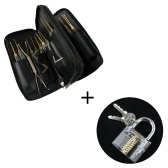 Unlocking Tool Locksmith Lock Picking Tools Kit