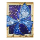 5D Special Shaped Diamond Cross Stitch