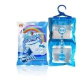 Bolsa de deshumidificador colgante desecante desodorizante a prueba de humedad a prueba de humedad