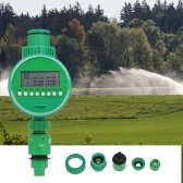 "Outlet Programmable Hose Faucet Timer 3/4"" 1/2"" Tap Automatic Wirless Water Gateway Garden Irrigation Watering Timer Battery Operated"