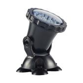 Luz de estanque Luz subacuática Reflector sumergible Luz de punto cambiante para acuario Tanque de peces de piscina de estanque