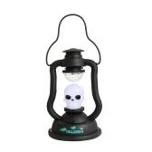 Фонарь Hallo-ween Pum-pkin Batt-ery Светодиодная лампа Pum-pkin с подсветкой в виде фонарика Страшно загорается фонарь для украшения партии Hallo-ween