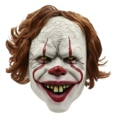 Portable Waterproof 2019 Pennywise Bucktooth Clown Mask