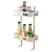 Toilet Storage Rack Multi-Tiers Bathroom Shelf