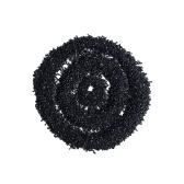 2мм 50г натуральный черный кристалл турмалин грубый камень рок
