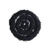 2mm 50g Cristal Natural Negro Turmalina Piedra áspera Roca