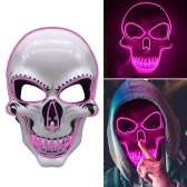 LED Glowing Mask Fluorescent Mask