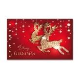 クリスマススタイルカーペットドアマットフロアラグノンスリップマットメリークリスマスホームデコレーション玄関マット