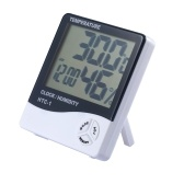 Indicatore di temperatura del misuratore di umidità dell