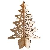 Artisanat en bois de Noël