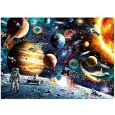 1000 Piece Puzzles with Poster