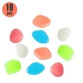 10PCS Glowing Stones